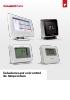 Soluciones para el control de temperatura