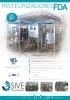 Pasteurización y tratamientos térmicos: recuperaciones térmicas hasta el 94%
