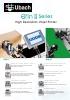 Impresora de alta resolución TIJ doble cabezal