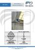 Ventilación HVLS Blind-Fan Cross 2500 BL220