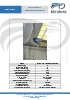 Ventilación HVLS Blind-Fan Cross 2000 BL220