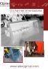 Cucharones hidráulicos - distribuir alimentos - fertilizantes - abonos