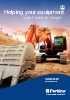 Perkins Construction and Material handling Brochure