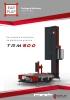 Envolvedora automática Modelo TRM500