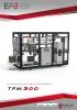Formadora automática de bandejas TFM300