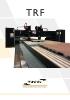 TRF |Mecanizado de bordes para soldadura
