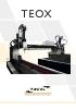 TEOX® Flexibilidad y robusted para grandes espesores