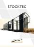 STOCKTEC | Almacén automático de chapa y procesado