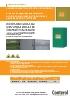 Fito-sanitario Armario de seguridad FITO PHITO 60-50