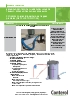Filtro Móvil 50 L-min para hidrocarburos en aguas pluviales
