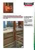 Entibación de acero GIGANT - Guías dobles
