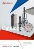 Catálogo General Ceratizit 2020 - Taladrado