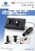 Analizador de Color en Pantallas Konica Minolta CA-410