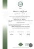 Vital Power - Process Certificate
