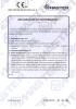 Dinamika -Bisagra para puertas - Declaration of performance CE – Ref. Ist. Giordano - A8012
