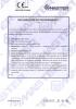 Slim Rapid - Bisagra para puertas - Declaration of performance CE - 8066.6