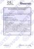 Slim Rapid - Bisagra para puertas - Declaration of performance CE - 8066
