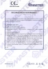 Slim Rapid - Bisagra para puertas - Declaration of performance CE - 8064.6