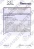 Slim Rapid - Bisagra para puertas - Declaration of performance CE - 8061