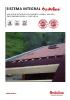 Catálogo Sistema Integral Cubierta Ligera Onduline
