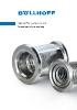 Insertos roscados IMTEC® para inserción en el moldeo