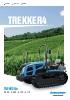 Tractores de oruga Landini Trekker 4 F-M
