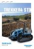 Tractores de orugan Trekker 4 STD