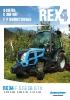 Tractores Landini Rex 4