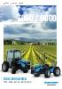 Tractores Landini 7000 - 9000 IS/AR