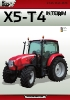 Tractores X5 -T4 Interim