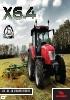 Tractor McCormick X6.4 VT-DRIVE
