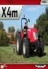 Tractor McCormick X4m