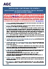 Lacobel T & Matelac T: instrucciones preliminares importantes