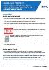 Luxclear Protect: Guía de manipulación, instalación y limpieza