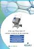 MS ULTRA NEXT para la limpieza y desinfección de superficies
