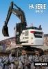 HMK230LC/NLC H4 Series - Excavadora de Cadenas