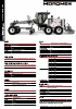 HMK 600MG - Motoniveladora Hidromek