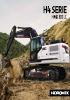 HMK 310LN/NLC H4 Series - Excavadora de Cadena Hidromek