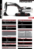 HMK 500LCHD H4 Series - Excavadora de Cadena Hidromek