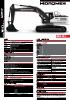 HMK 310LC/NLC H4 Series - Excavadora de Cadena Hidromek