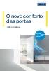 GEZE ActiveStop: O novo conforto das portas (PT)
