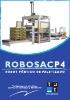 Paletizador tipo pórtico, ROBOSAC P4