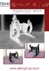 Pinzas frontales para troncos hidráulicas - 2 garras - serie TH - cargadoras articuladas y manipuladoras telescópicas