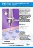 Válvula de diafragma 754V para la dosificación de fluidos