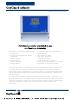 Medidor de oxígeno monocanal para instalacion fija OxyGuard Atlantic