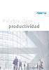 Presentación corporativa. Palabra clave: Productividad