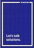 Technoform Image Brochure