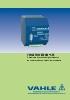 Vahle Powercom 485 - Sistema de transmisión digital de datos en combinación con líneas-tomacorriente