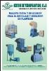 Gama de productos: Maquinaria para el reciclaje y extrusión de plásticos