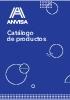 Catálogo de productos - Anvisa